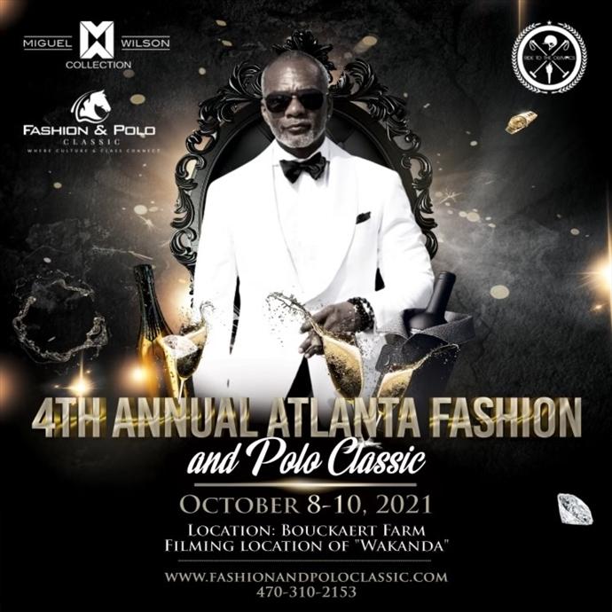 4th Annual Atlanta Fashion & Polo Classic Weekend (Oct 8th-10th)