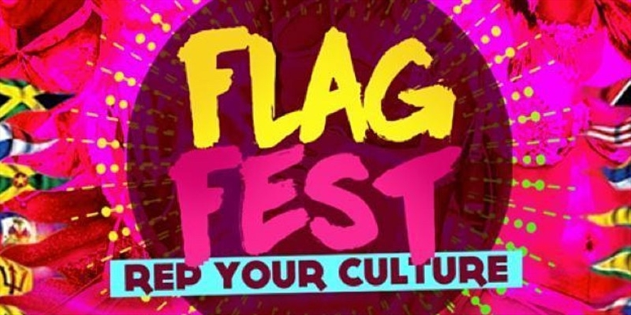"""FLAG FEST """" REP YOUR CULTURE """"MIAMI CARNIVAL WEEKEND"""