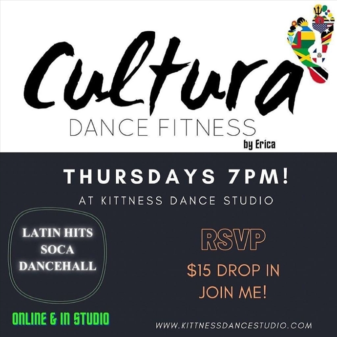 Cultura Fitness with Erica