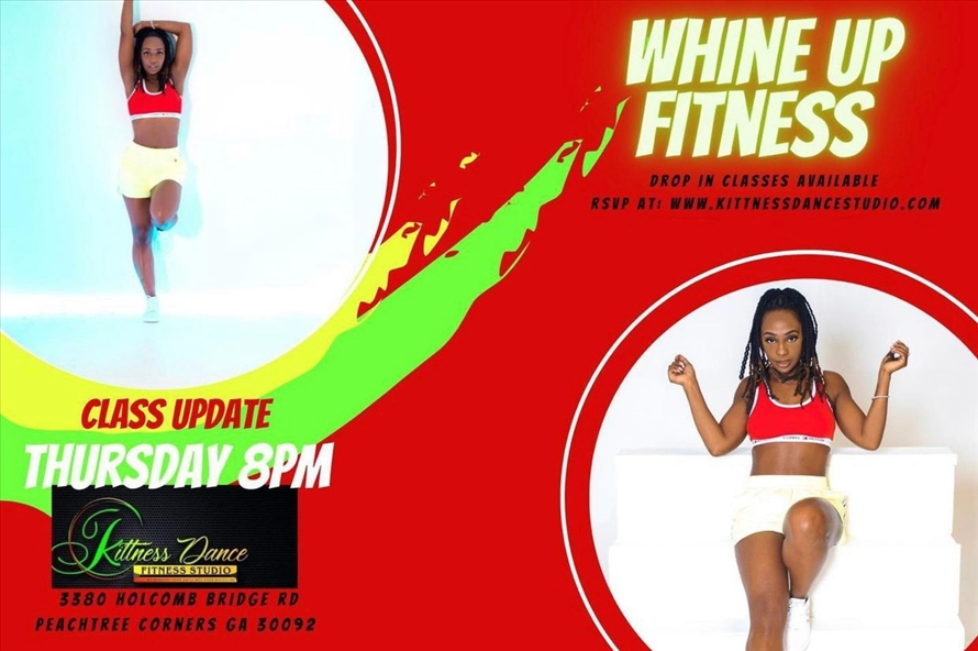 Whine Up Fitness By Queen