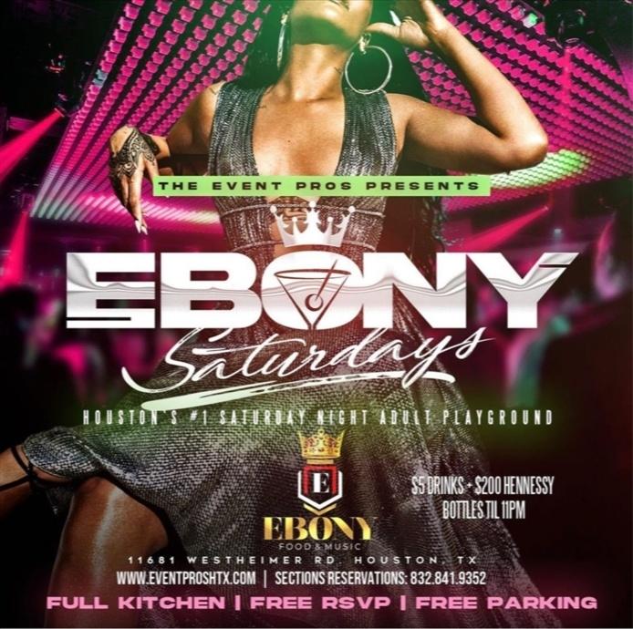 Ebony Saturdays