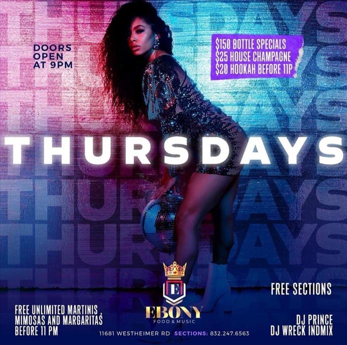 Ebony Thursdays