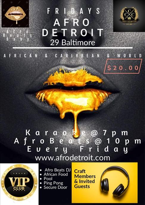 Afro Detroit