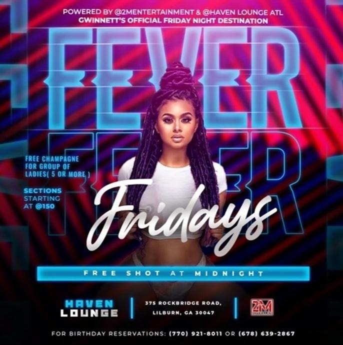 Fever Friday