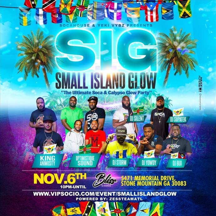 S.I.G. Small Island Glow
