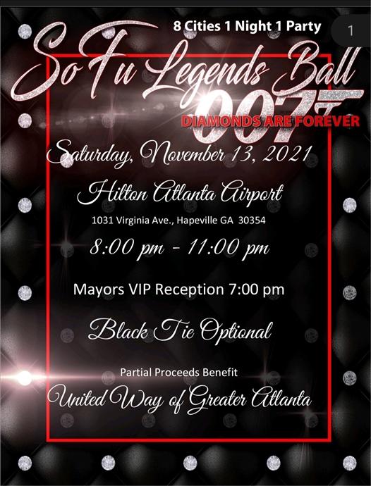 The SoFu Legends Ball
