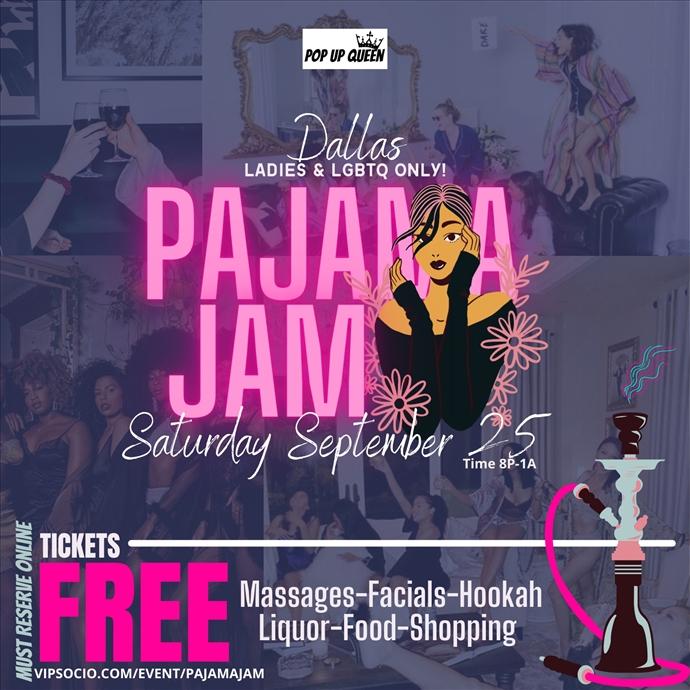 Dallas Pajama Jam