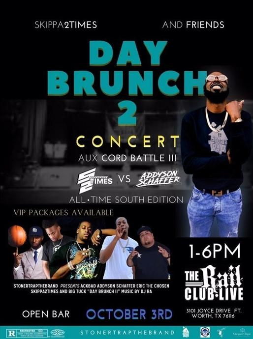 Skippa2Times & Friends Day Brunch Concert II