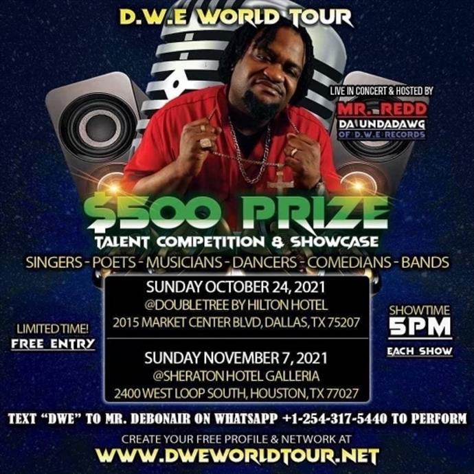 D.W.E World Tour