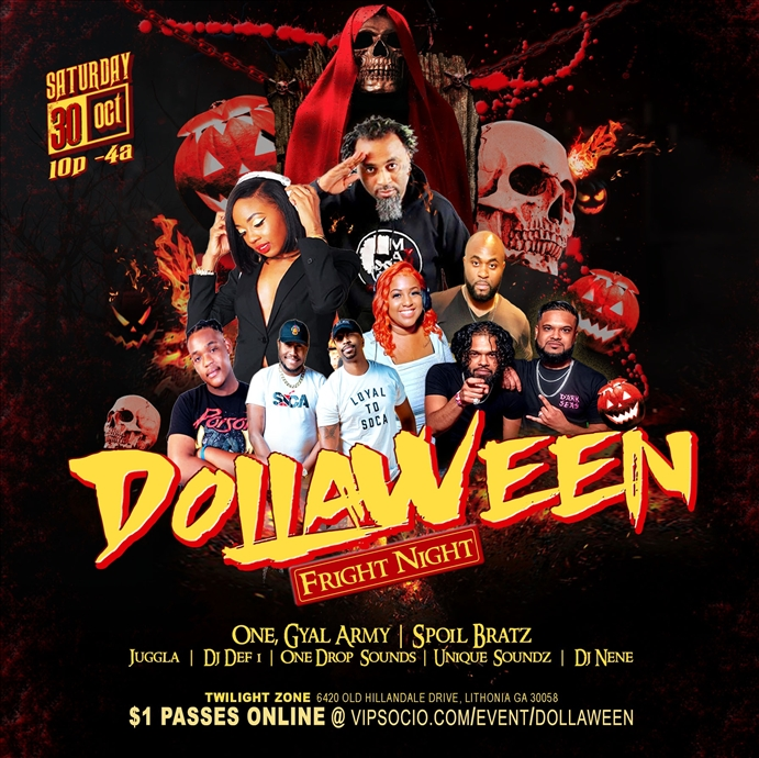 DOLLAWEEN -Fright Night-