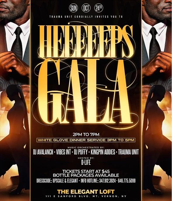 Heeeeeps Gala