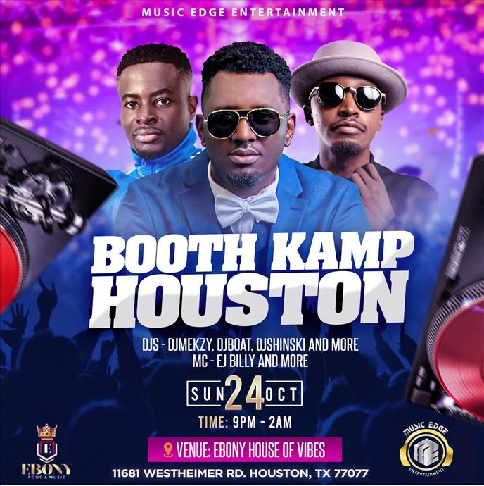 Booth Kamp Houston