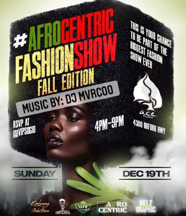 AfroCentric Fashion Show