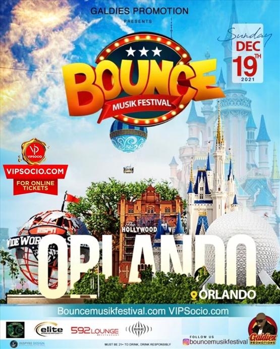 Bounce Musik Festival Orlando