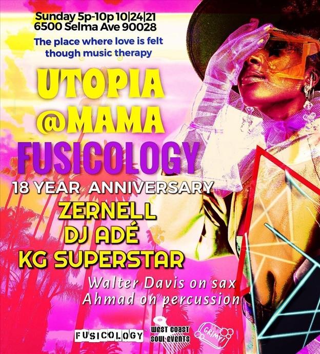 Utopia @ Mama